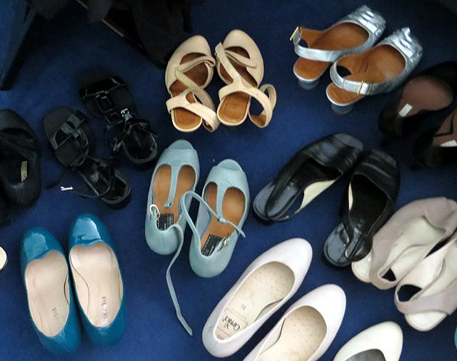 Die Wahrheit über Schuhe
