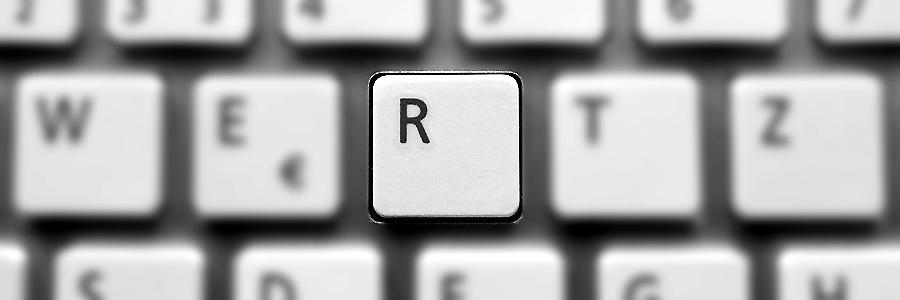#bloggeralphabet: R wie Regelmäßigkeit
