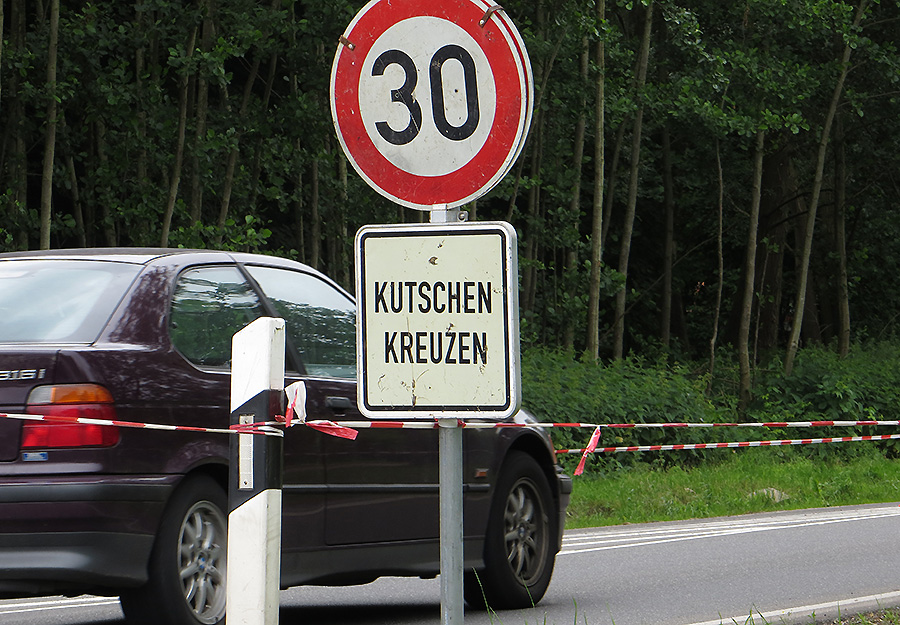 Es ist Reitturnier in Aachen