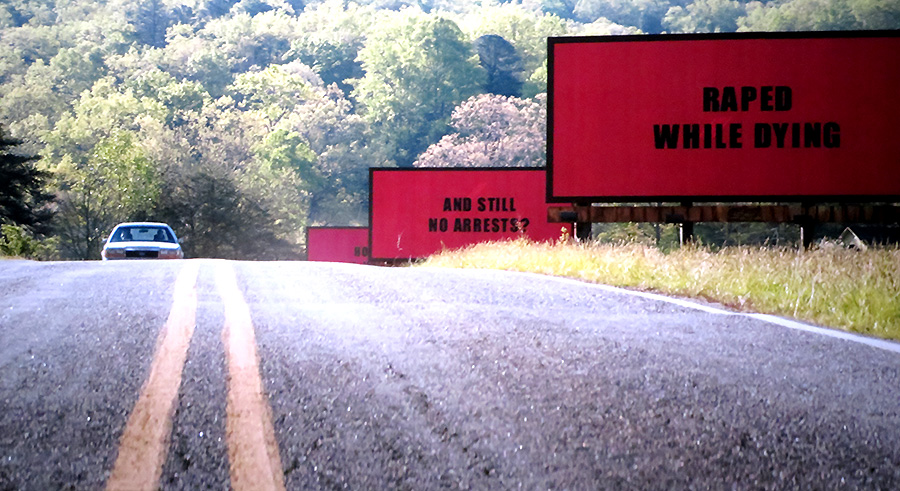 Kino: Three Billboards outside Ebbing, Missouri