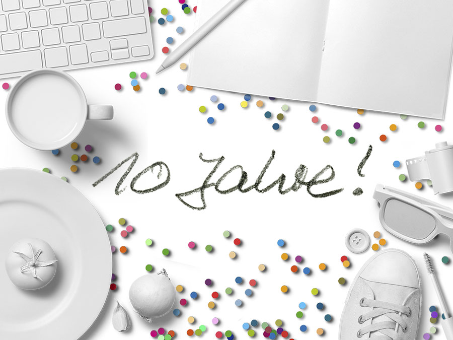 Zehn Jahre Blog – und kein Gewinnspiel