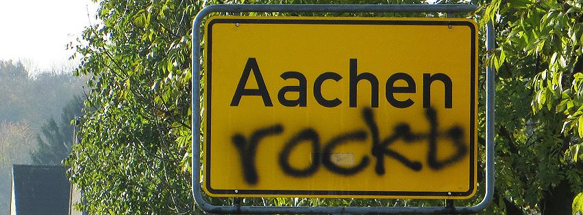 Mein Aachen, Dein Aachen…