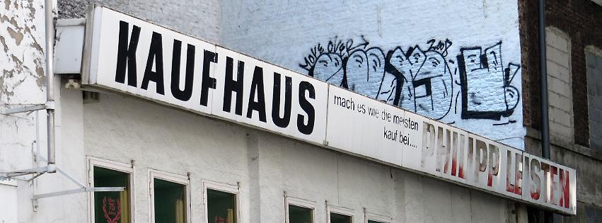 Aachen lieben – einerseits und andererseits