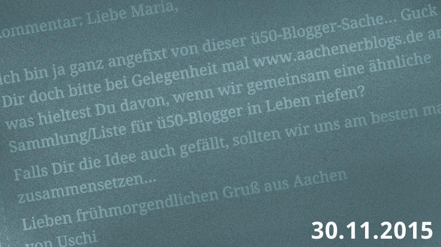 Fünf Jahre blogs50plus.de