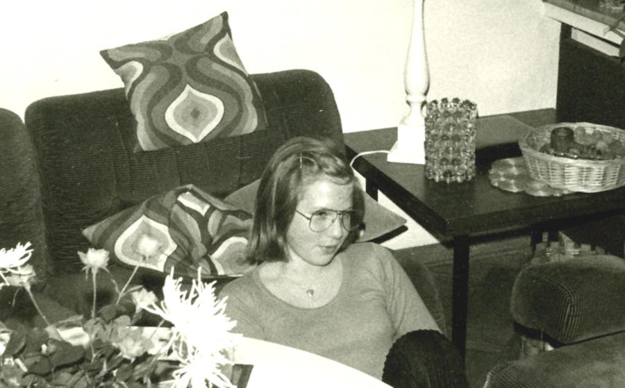 """""""Bei einer Frau, die Brille trägt…"""