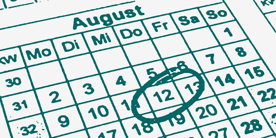 #12von12 im August 2021